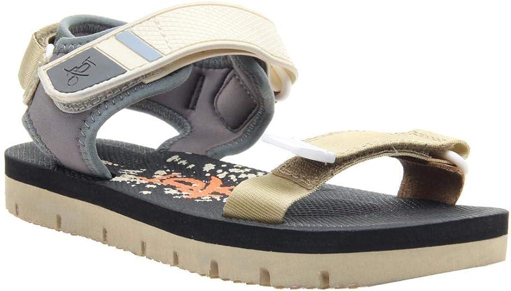 OTBT Women's High Flat Tide Sandals Translated Sale