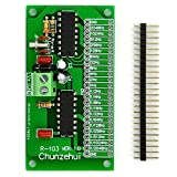 Chunzehui 2048Hz ~ 0.00049Hz(1/2048Hz) Extremely/Super Low Frequency Square Wave Oscillato...