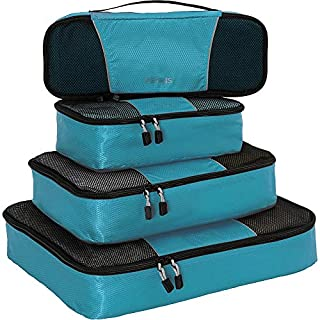 eBags Classic 4pc Packing Cubes