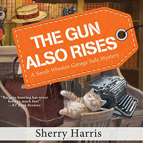The Gun Also Rises audiobook cover art