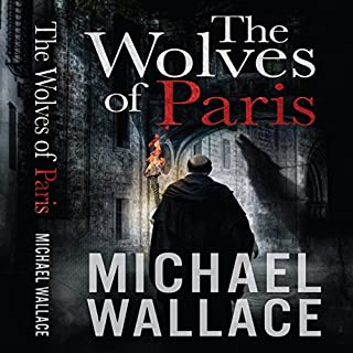 The Wolves of Paris audiobook cover art