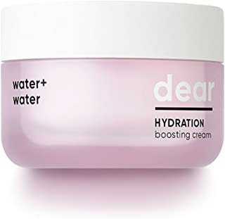 BANILA CO Dear Hydration Boosting Cream with Peppermint, Basil & Neem Extracts, Paraben Free, 50ml