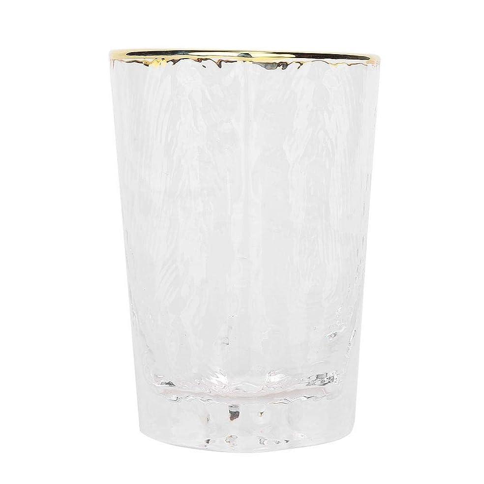 潜む削除する物理的にネイルペンホルダー 透明マニキュアペンホルダーダストブラシネイルアートツール収納ケースオーガナイザーコンテナ