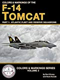 Colors & Markings of the F-14 Tomcat: Part 1: Atlantic Fleet and Reserve Squadrons (Colors & Markings Series Book 3)