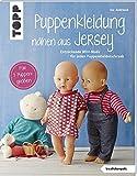 Puppenkleidung nähen aus Jersey | Entzückende Mini-Mode für jeden Puppenkleiderschrank.