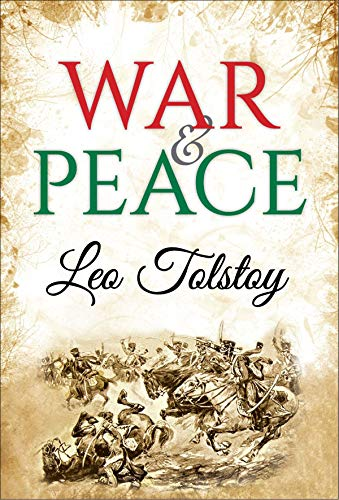 War and Peace: Illustrated (English Edition)