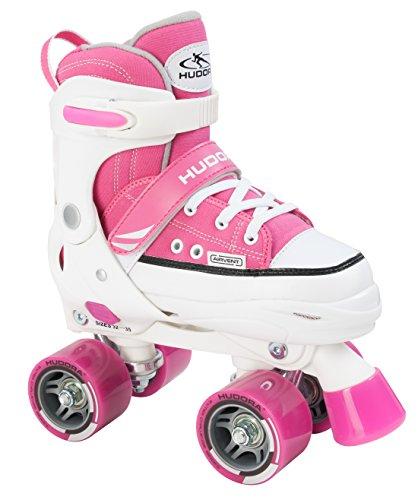 HUDORA Rollschuhe Roller Skate Kinder Rollschuhe, pink, 36-39