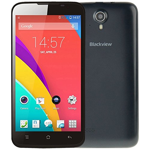 Blackview ZETA V16 3G Smart Phone, 5.0 inch Android 4.4 MTK6592 Octa Core 1.4GHz, ROM: 8GB, RAM: 1GB(Black)