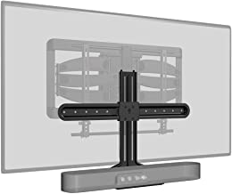 Sanus Soundbar Mount Compatible with Sonos Beam - Height Adjustable Up to 12