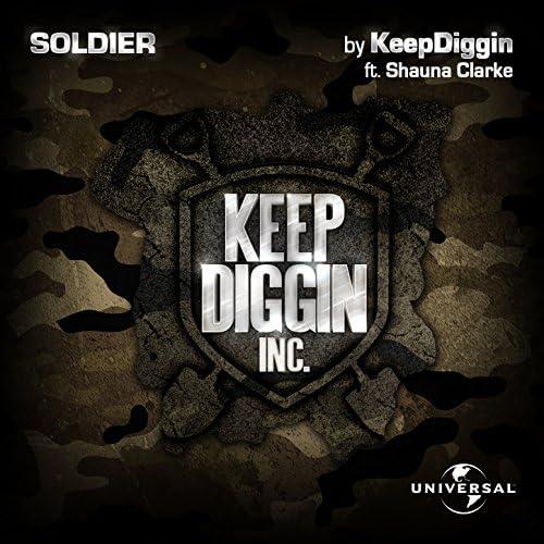 KeepDiggin feat. Shauna  Clarke