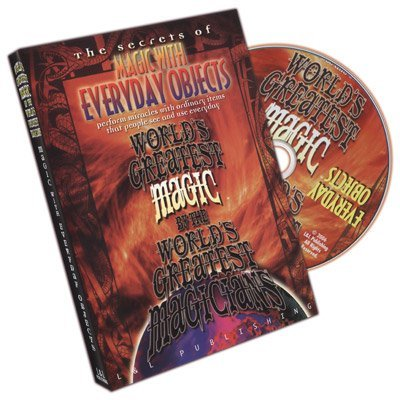 L&L Publishing Magic with Everyday Objects (World's Greatest Magic) - DVD