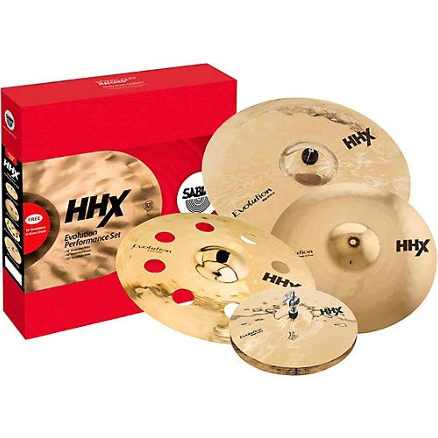 HHX Evolution Pack with Free HHX Evolution Ozone Crash