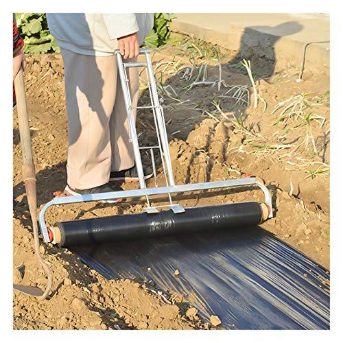 ZHANGAIGUO Máquina De Mulching Agrícola, Máquina De Mulching De Mulching, Máquina De Mulching Multifuncional De Mano, Herramientas Agrícolas, Máquina De Mulching Artifact 1pcs (Color : 1.4cm-2m)