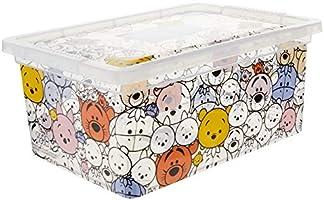 HOUZE DN-1211-TTPOOH Disney 4L and Friends Tsum Click Box