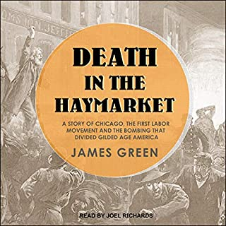 Death in the Haymarket cover art