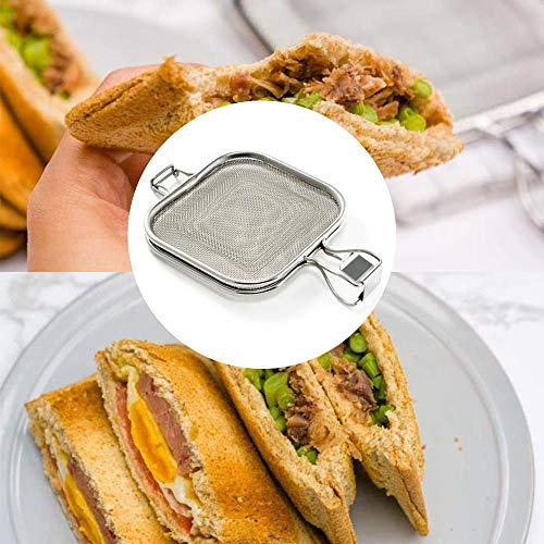 GGHKDD Rack de acero inoxidable para hornear sándwich Baking Rack Bread, Cooling Rack Baking Rack