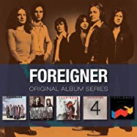 Original Album Series:4/Agent Provocateur/Double Vision/Foreigner/Head Games by Foreigner (2012-09-11)