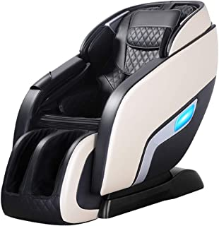 Luxurious Electric Massage Chair Recliner, Smart Massager Zero Gravity Full Body Shiatsu with Stretched Mode Heating Back ...