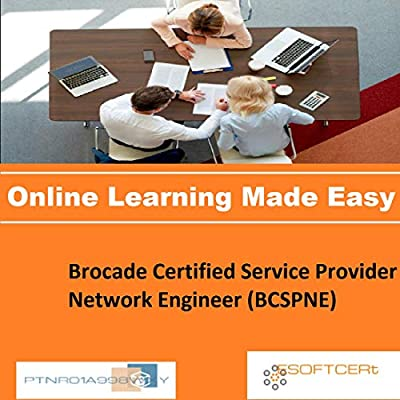 PTNR01A998WXY Brocade Certified Service Provider Network Engineer (BCSPNE) Online Certification Video Learning Made Easy