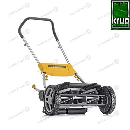 Spindelmäher Stiga SCM 440 FS 40cm, Schnitthöhenintervall 25-76mm