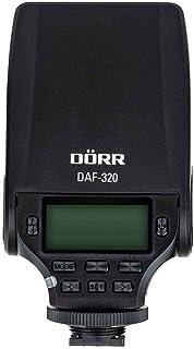Dörr 370302Sistema de Flash Dispositivo DAF de 320para Sony MIS-D Cámara (Número de guía 32, TTL de Flash automático, fu...