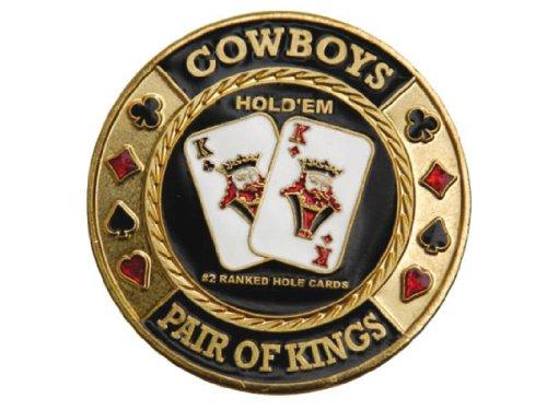 Poker Card Guards | Cowboys Card Guard (Single)