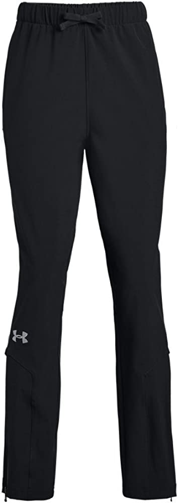 Under Armour UA Squad Woven Youth X-Large Black