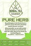 Black Walnut Loose Herb Tea 100g With Orange Flavour