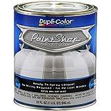 Dupli-Color BSP202 Brilliant Silver Metallic Paint Shop Finish System - 32 oz.