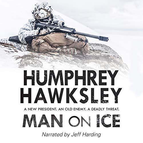 Man on Ice cover art