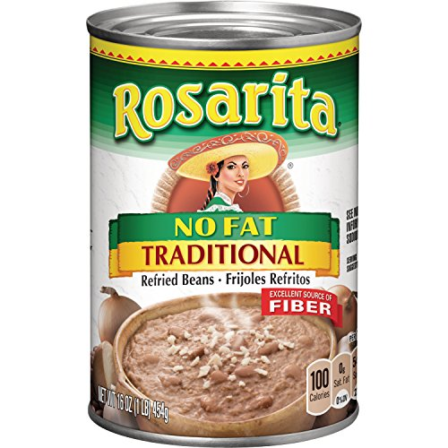 Canned Refried Beans