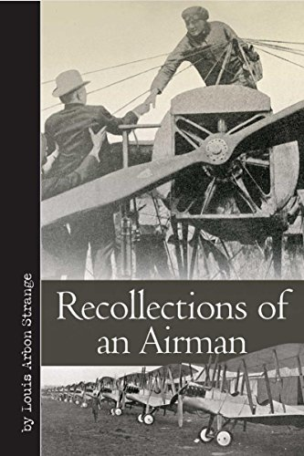 Download Recollections of an Airman (Vintage Aviation Series) (English Edition) B01KUYX36S