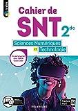 Cahier des Sciences Numériques et Technologie (SNT) 2de (2020) - Cahierélève