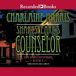 Shakespeare's Counselor audiobook cover art