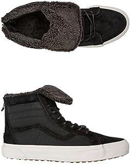 (バンズ) VANS メンズ シューズ?靴 カジュアルシューズ VANS SK8-HI ZIP T.O. MTE CA SHOE 並行輸入品