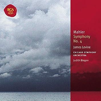 Mahler Symphony No. 4: Classic Library Series