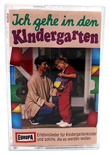 N.N. Ich gehe in den Kindergarten MC Musikkassette : Erlebnislieder für Kindergartenkinder und solche, die es Werden wollen