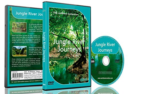 Entspannende Regenwald DVD | Flussreisen durch den Dschungel