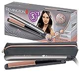 Remington Keratin Protect S8598 Piastra per Capelli in Ceramica, 160° - 230°C, Cheratina e Olio di...
