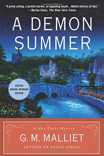Image of A Demon Summer: A Max Tudor Mystery (A Max Tudor Novel)