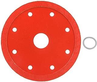 Red Premium Diamond Turbo Saw Blade for Cutting Concrete Granite Marble Tile Stone 105204mm
