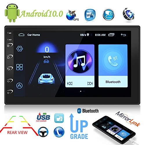 "professionnel comparateur Demiawaking Car Radio 2D in 7 ""Car Radio Audio Touch Screen Car Radio MP5 Player… choix"