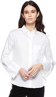 Bershka Shirts For WOMEN, Off White, Size XS