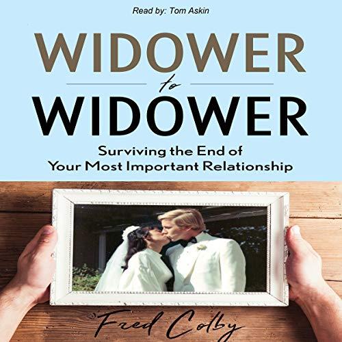 Widower to Widower  By  cover art