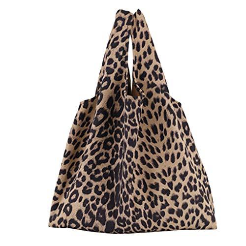 iHENGH 2019 nuovo Borsa Sport leopardo Kpop Donna Borsetta Moda Casual Donna Fashion Women Students Outdoor Sports Zipper Messenger Bag Chest Bag Waist Bag