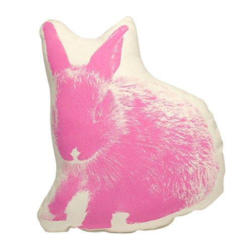 Kissen Fauna Pico Rabbit braun