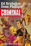 Criminal Deluxe Edition, Volume 3