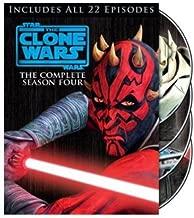 Star Wars: The Clone Wars:S4 Box (DVD)