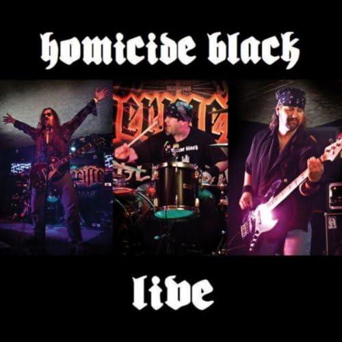 Homicide Black