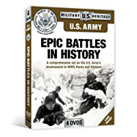 U.S. Army: Epic Battles [DVD] [Import]